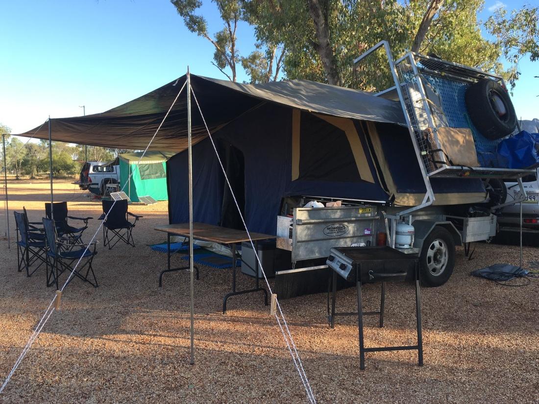 Camping les Sources à Saint Jean du Gard