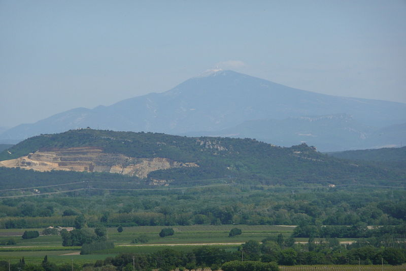 Le mont Ventoux