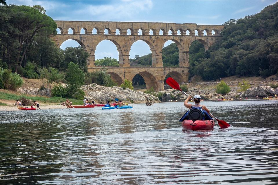 Activités dans le Gard